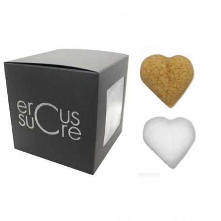 Coffret coeur sucre ercus